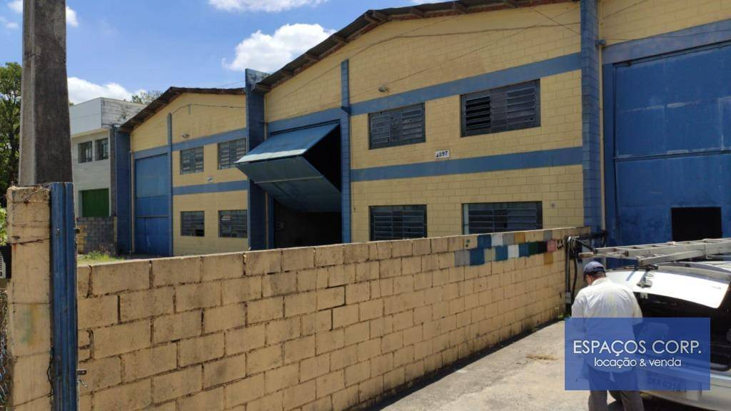 Galpão à venda, 1600m² - Cajuru do Sul - Sorocaba/SP