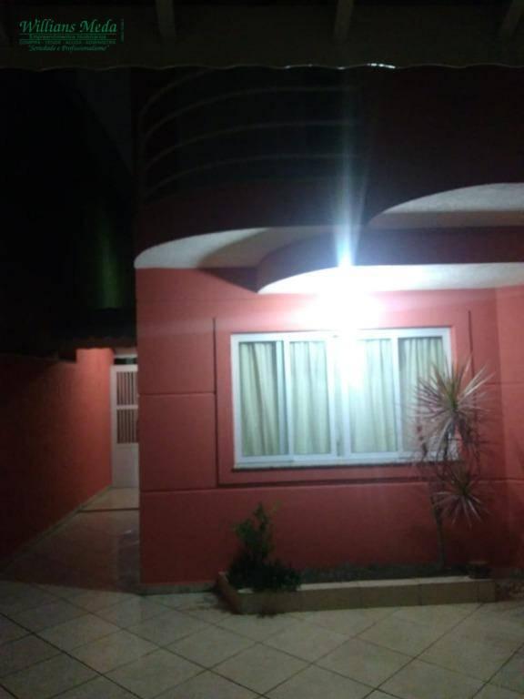 Sobrado com 3 dormitórios à venda, Vila Augusta, Guarulhos