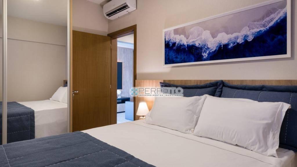 Apartamento com 2 dormitórios à venda, 69 m² por R$ 189.000 -  Porto Rico/PR