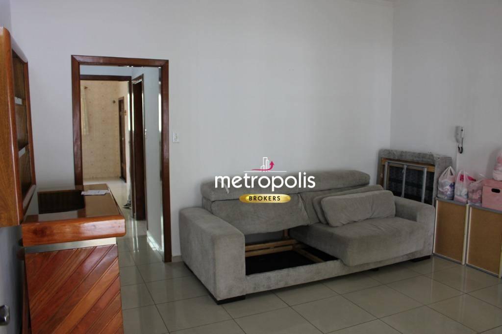 Casa com 3 dormitórios para alugar por R$ 4.700/mês - Cerâmica - São Caetano do Sul/SP