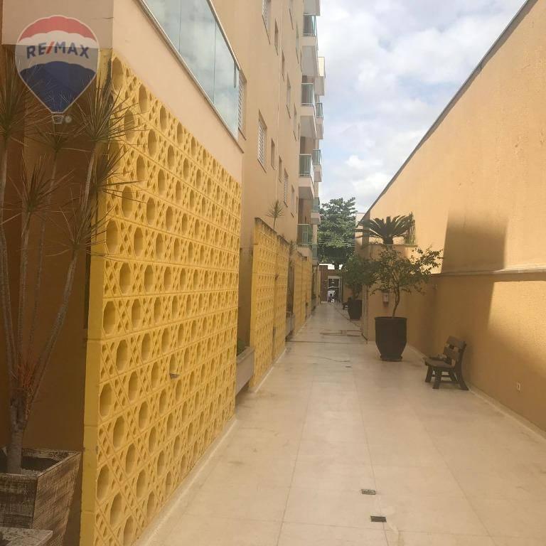 Apartamento com 2 dormitórios para alugar, 67 m² por R$ 1.200/ano - Jardim Alvinópolis - Atibaia/SP
