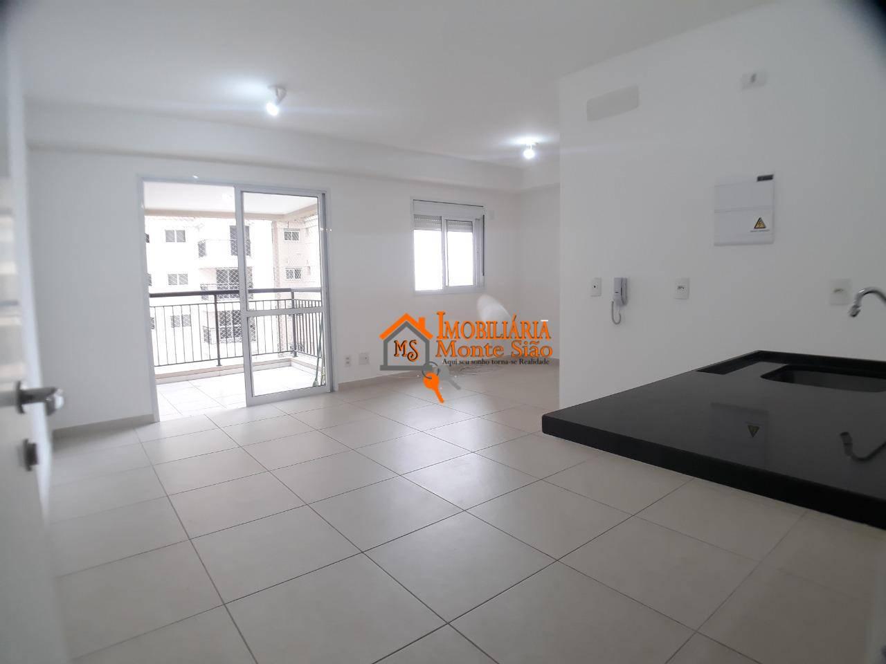 Studio com 1 dormitório à venda, 38 m² por R$ 295.000,00 - Jardim Flor da Montanha - Guarulhos/SP
