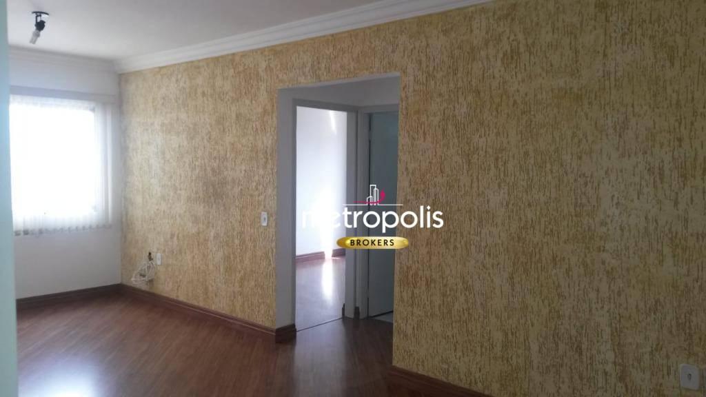 Apartamento para alugar, 70 m² por R$ 1.350,00/mês - Rudge Ramos - São Bernardo do Campo/SP