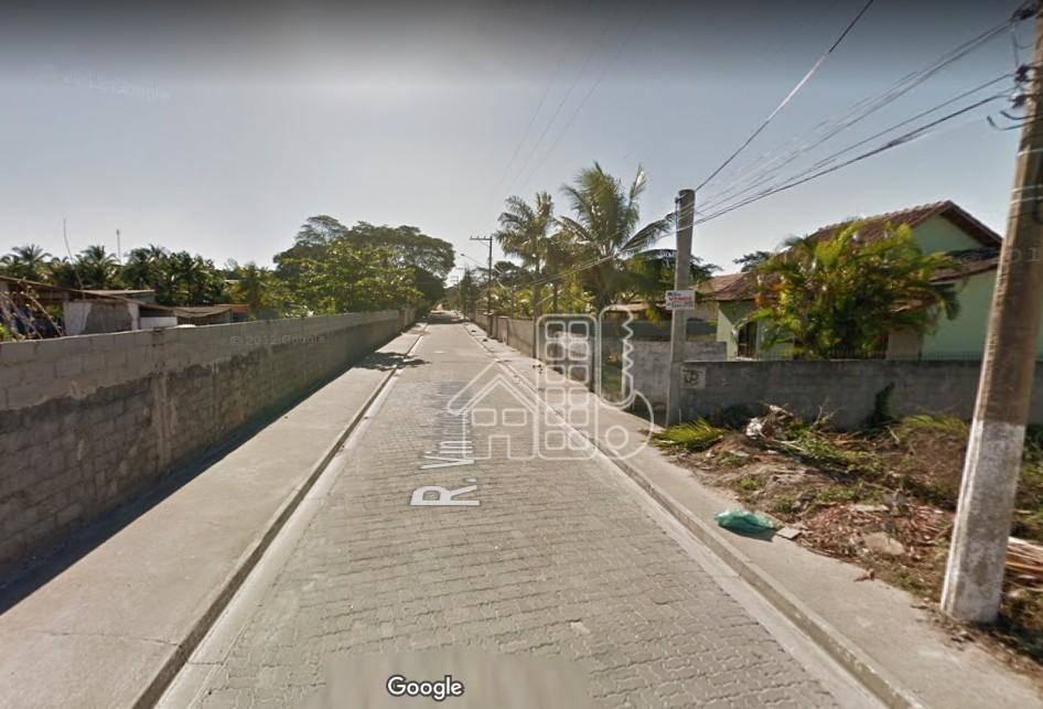 Terreno à venda, 617 m² por R$ 195.000,00 - Recanto - Rio das Ostras/RJ