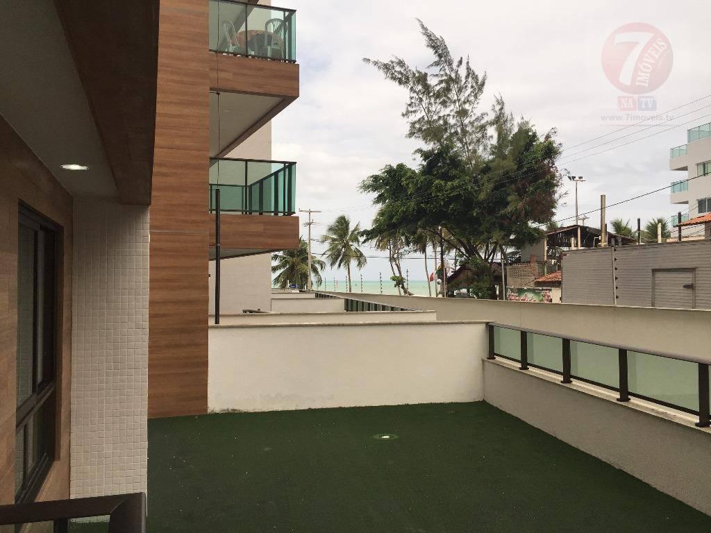 Apartamento residencial para locação, Cabo Branco, João Pess