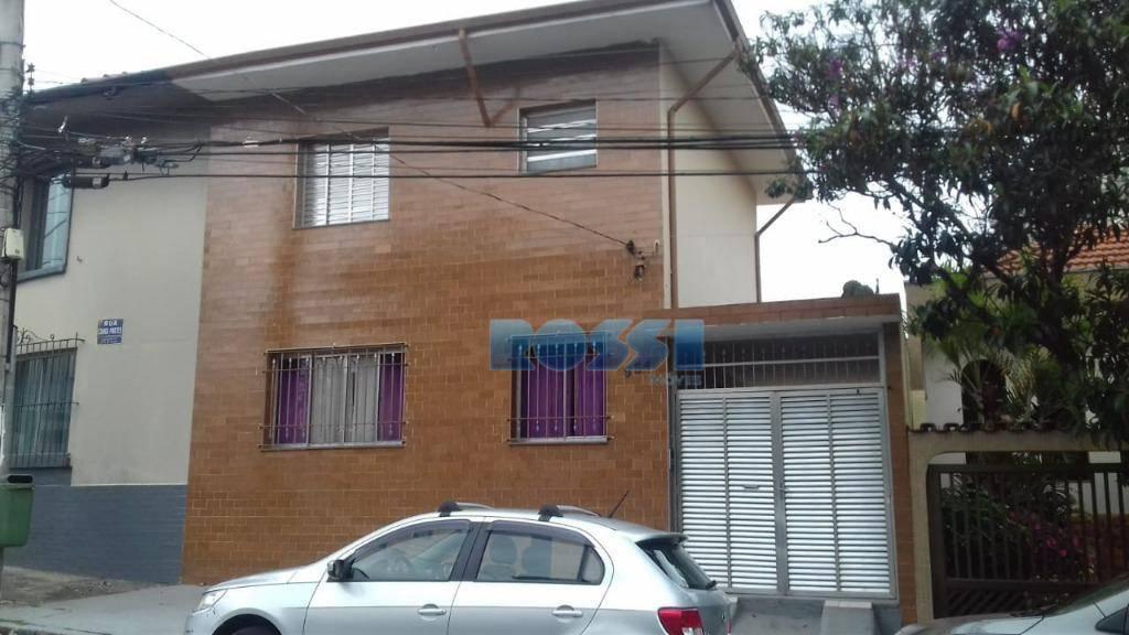 Sobrado residencial para locação, Parque da Mooca, São Paulo.