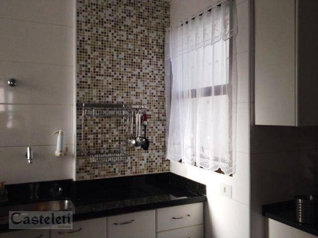 Apartamento de 3 dormitórios à venda em Bonfim, Campinas - SP