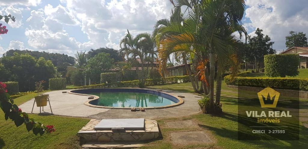 Chácara residencial à venda, Dois Corregos, Artur Nogueira.