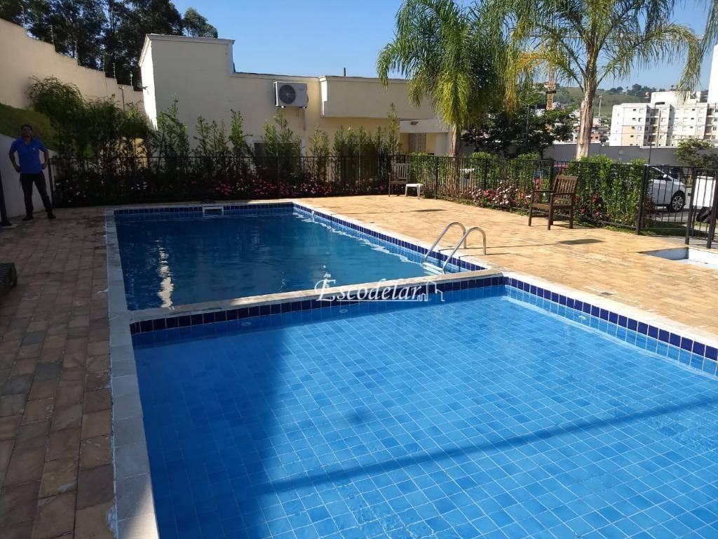 Apartamento à venda, 47 m² por R$ 234.000,00 - Portais (Polvilho) - Cajamar/SP