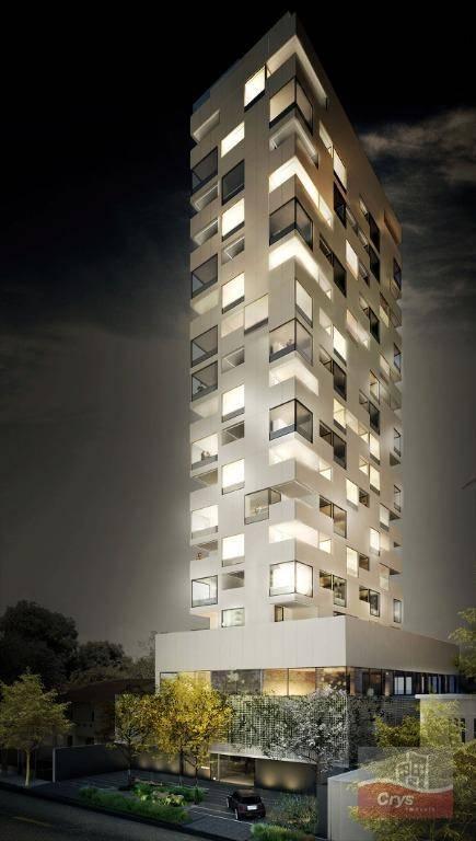 Apartamento com 1 dormitório à venda, 36 m² por R$ 613.000 - Itaim Bibi - São Paulo/SP