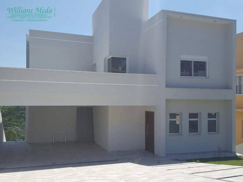 Sobrado à venda, 300 m² por R$ 1.600.000,00 - Jardim Imperial Hills III - Arujá/SP