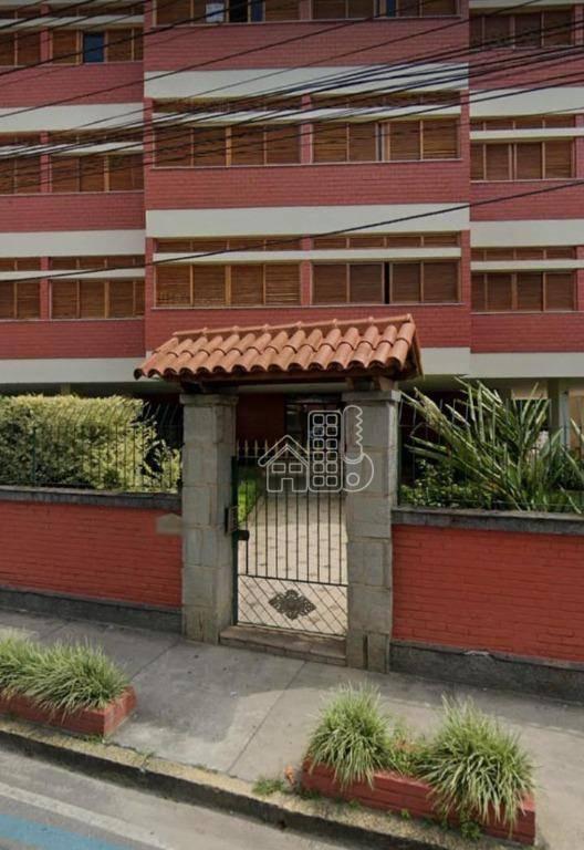 Apartamento com 3 dormitórios à venda, 98 m² por R$ 500.000,00 - Várzea - Teresópolis/RJ
