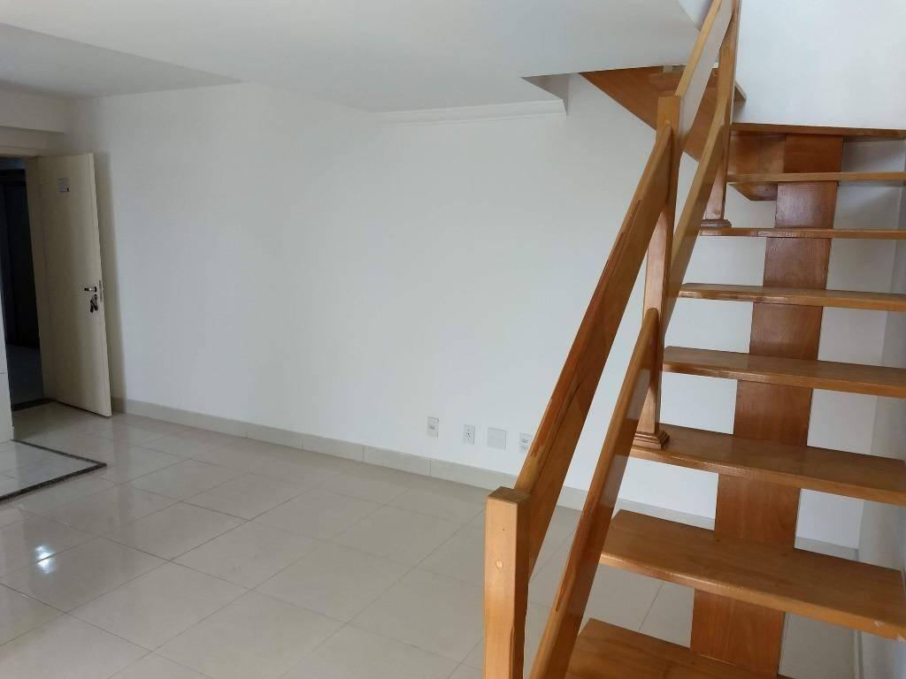 Cobertura nova à venda, 134 m², Vila Valparaíso, Santo André