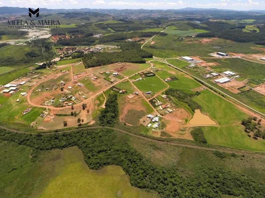 Terreno  residencial à venda, Campo Alegre, Poços de Caldas.