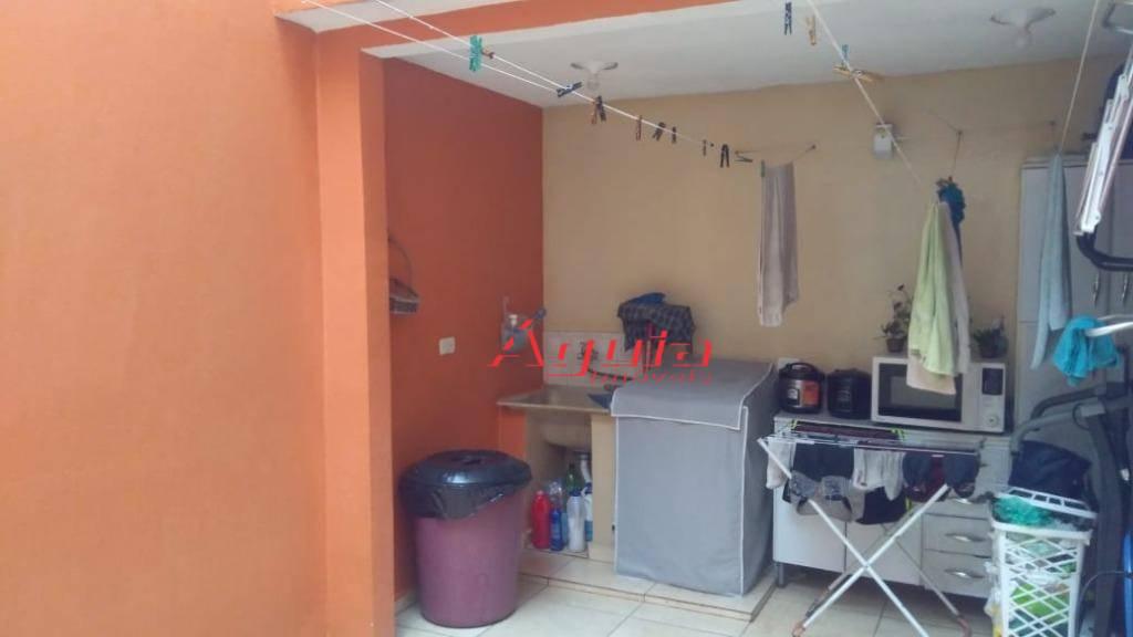 Casa com 2 dormitórios à venda, 78 m² por R$ 375.000 - Vila Tolstoi - São Paulo/SP