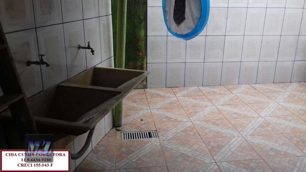 Casa residencial à venda, Agenor de Campos, Mongaguá.