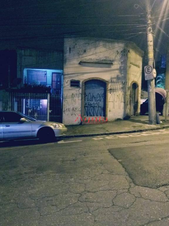 Terreno à venda, 165 m² por R$ 300.000 - Santa Teresinha - Santo André/SP