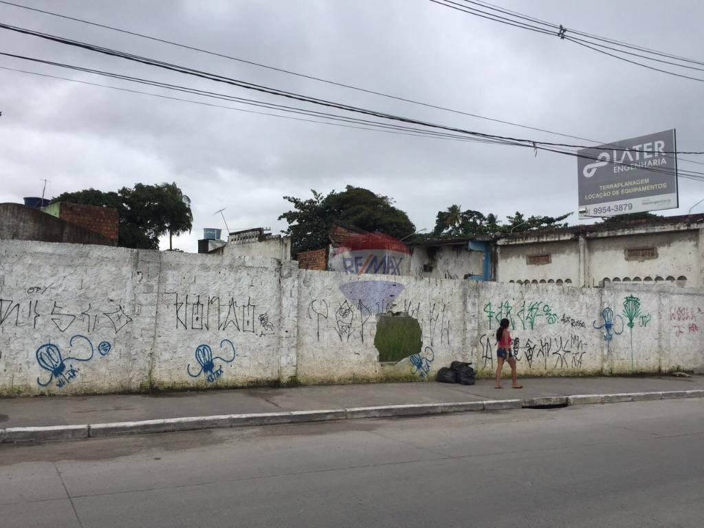 Terreno comercial para locação, Prazeres, Jaboatão dos Guararapes - TE0017.