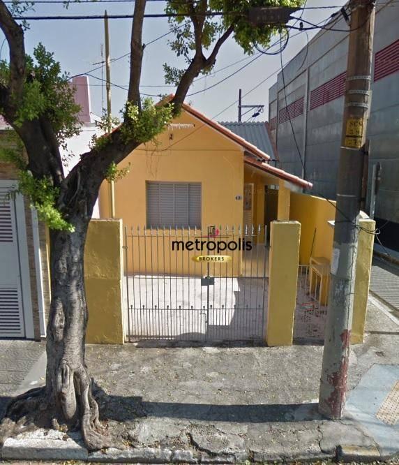 Casa com 2 dormitórios à venda, 90 m² por R$ 350.000 - Fundação - São Caetano do Sul/SP