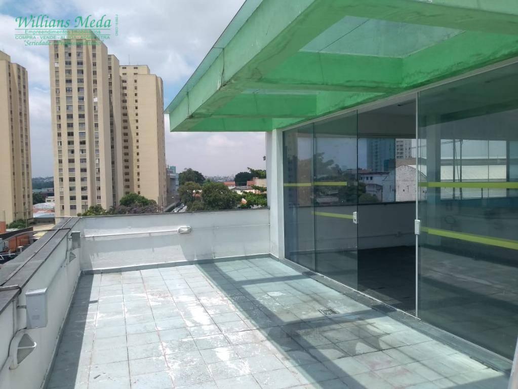 Prédio à venda, 726 m² por R$ 4.500.000 - Centro - Guarulhos