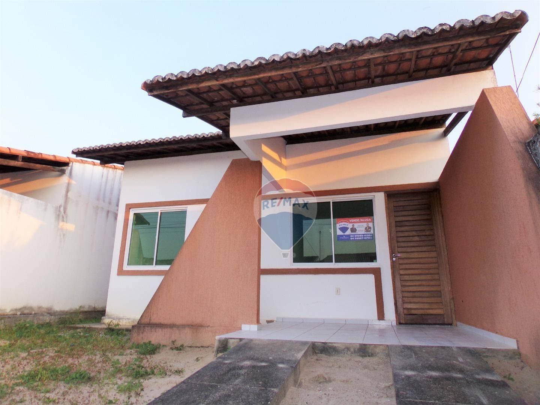 Casa com 2 dormitórios à venda ou locação, 63 m² - Nova Esperança - Parnamirim/RN