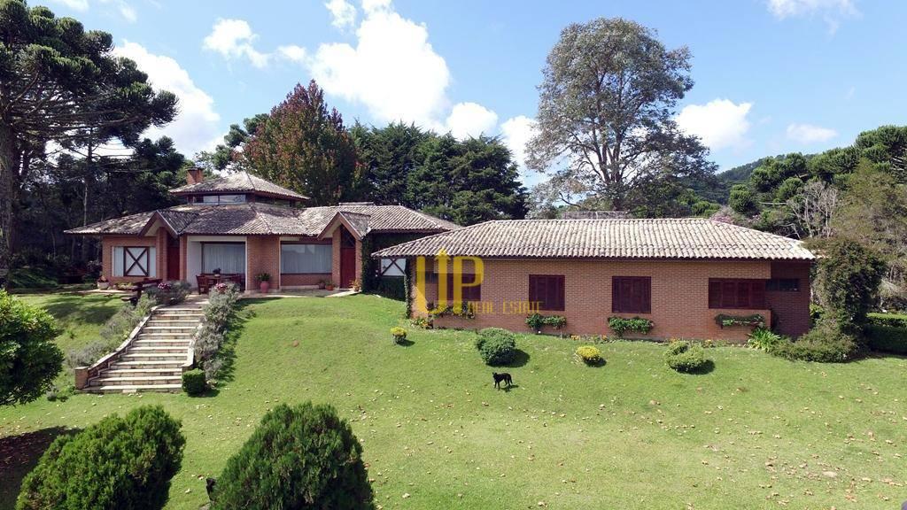 Casa residencial à venda, Parque Pedra do Baú, Campos do Jordão.