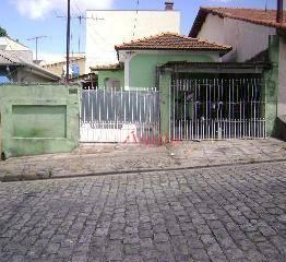 Casa Residencial à venda, Vila Lucinda, Santo André - CA0032.