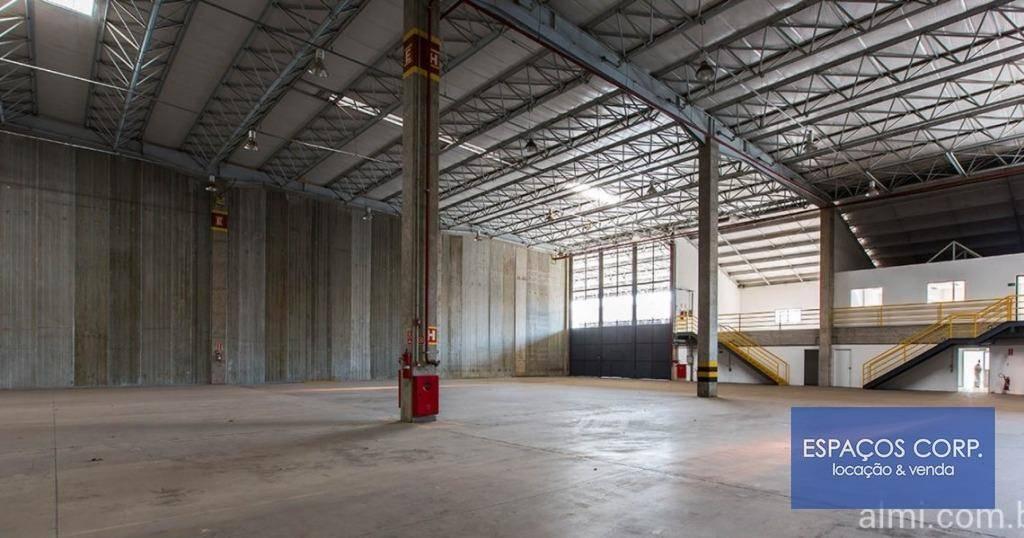 Galpão para alugar, 1.773m² - Distrito Industrial - Jundiaí/SP