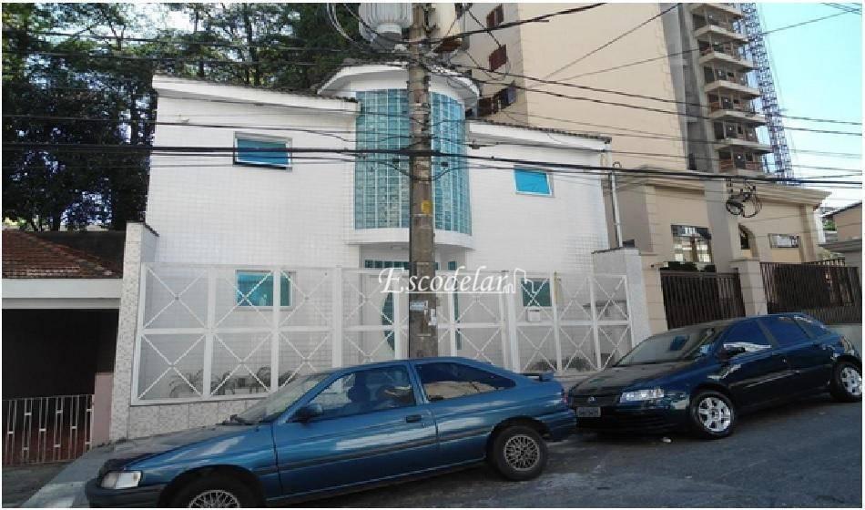 Sobrado para alugar, 240 m² por R$ 4.500/mês - Santana - São