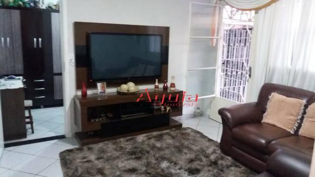 Casa com 2 dormitórios à venda, 83 m² por R$ 275.000 - Jardim Santo Alberto - Santo André/SP
