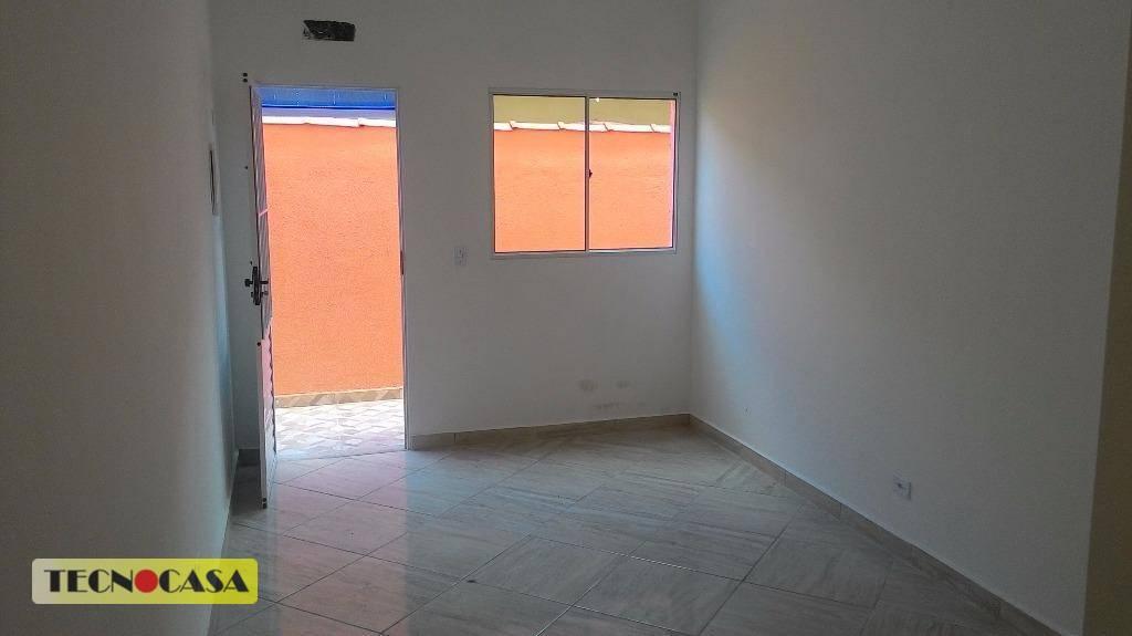 Sobrado residencial à venda, Tupi, Praia Grande - SO1546.