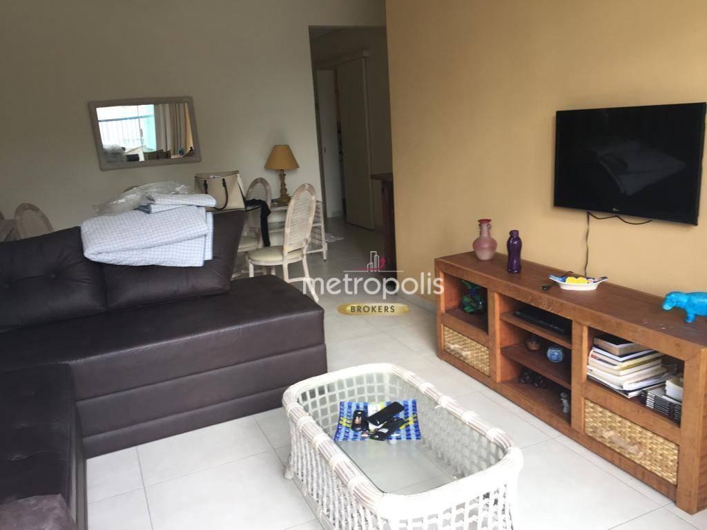 Apartamento com 1 dormitório à venda, 78 m² por R$ 300.000 - Centro - Guarujá/SP