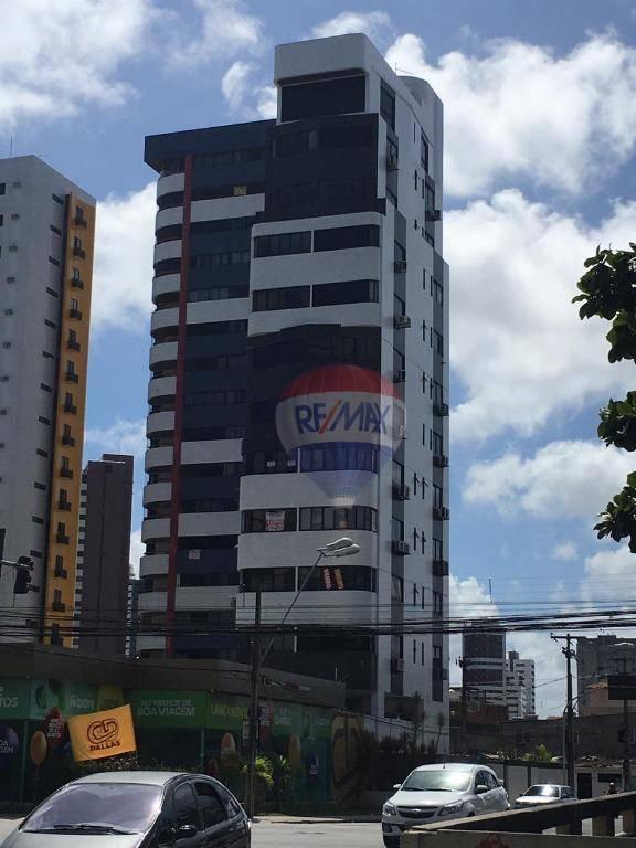 Andar Comercial Boa Viagem Ao Lado do Shopping Recife 100m2 3 vagas. Oportunidade!