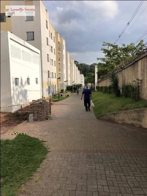 Apartamento com 2 dormitórios à venda, 47 m² por R$ 210.000 - Vila Santa Teresa (Zona Sul) - São Paulo/SP
