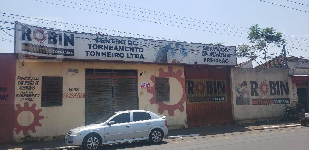 Galpão à Venda no São João em Araçatuba/SP
