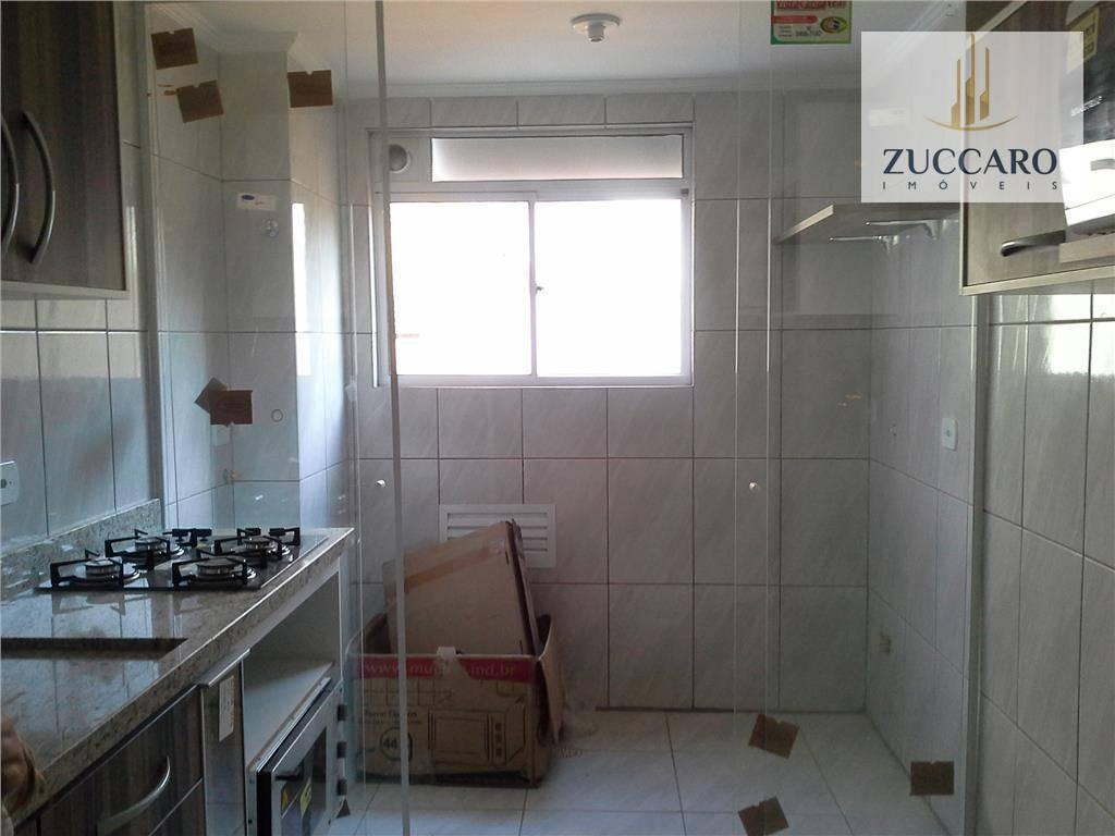 Apartamento de 3 dormitórios à venda em Jardim Testae, Guarulhos - SP