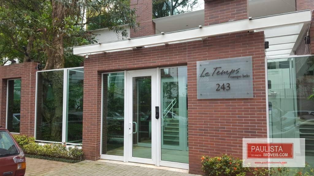 Apartamento com 4 dormitórios à venda, 350 m² por R$ 5.300.000 - Campo Belo - São Paulo/SP