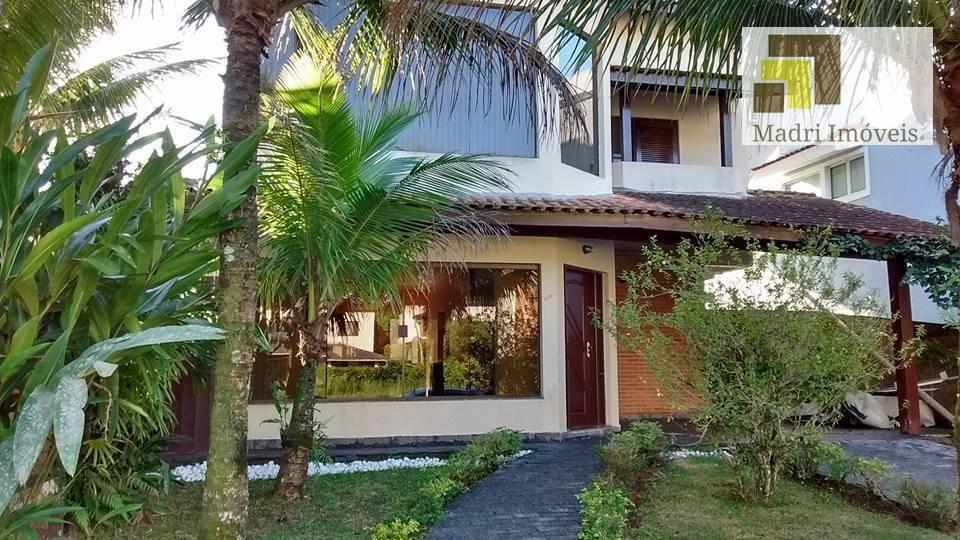 Casa com 5 dormitórios à venda, 210 m² por R$ 1.280.000 - Balneário Praia do Pernambuco - Guarujá/SP
