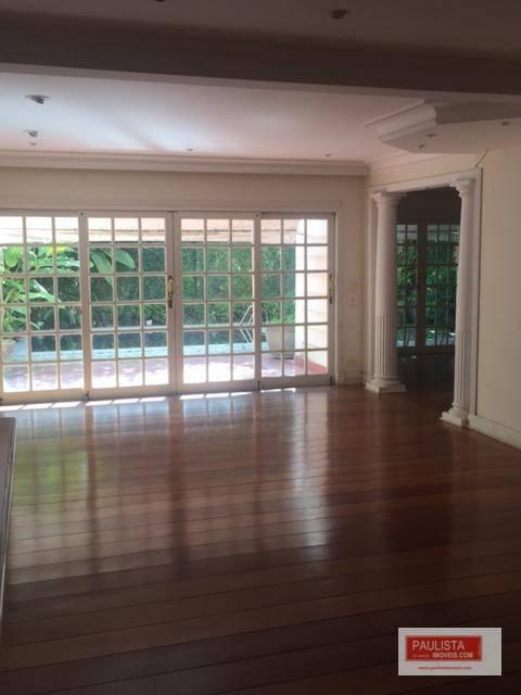 Sobrado residencial para venda e locação, Brooklin Velho, São Paulo.