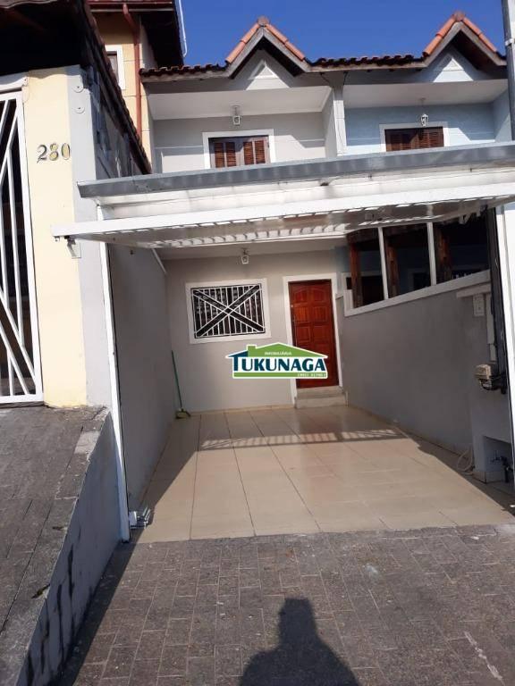 Casa com 2 dormitórios à venda, 87 m² por R$ 350.000,00 - Parque Continental - Guarulhos/SP