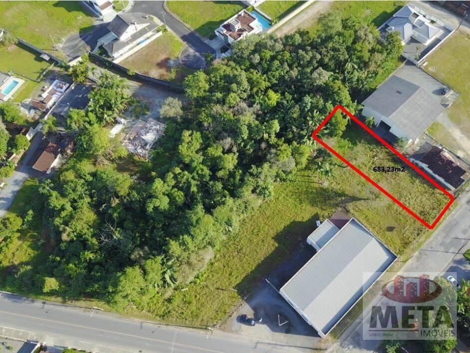 Terreno/Lote à venda, 683 m² por R$ 450.000,00