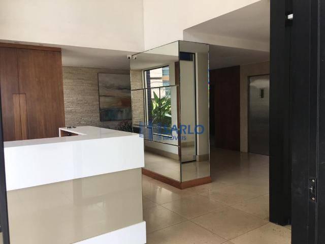 exclusividade sarlo imóveis. apartamento com vista cinematográfica, são 400 m2, 4 quartos, 03 suítes, mais outro...