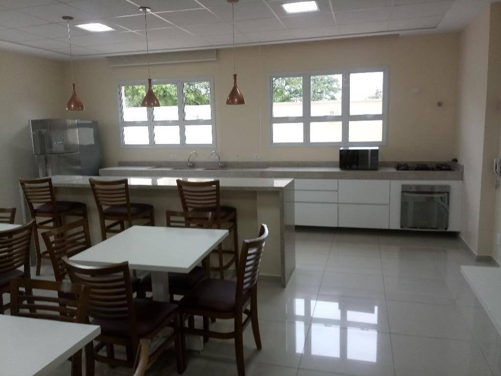 Apartamento com 3 dormitórios, 88 m² para alugar.  - Vila Ba