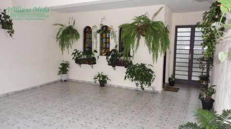 Sobrado  residencial à venda, Vila Barros, Guarulhos.