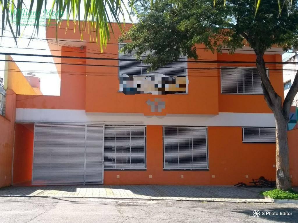 Sobrado comercial à venda, Parque Renato Maia, Guarulhos.