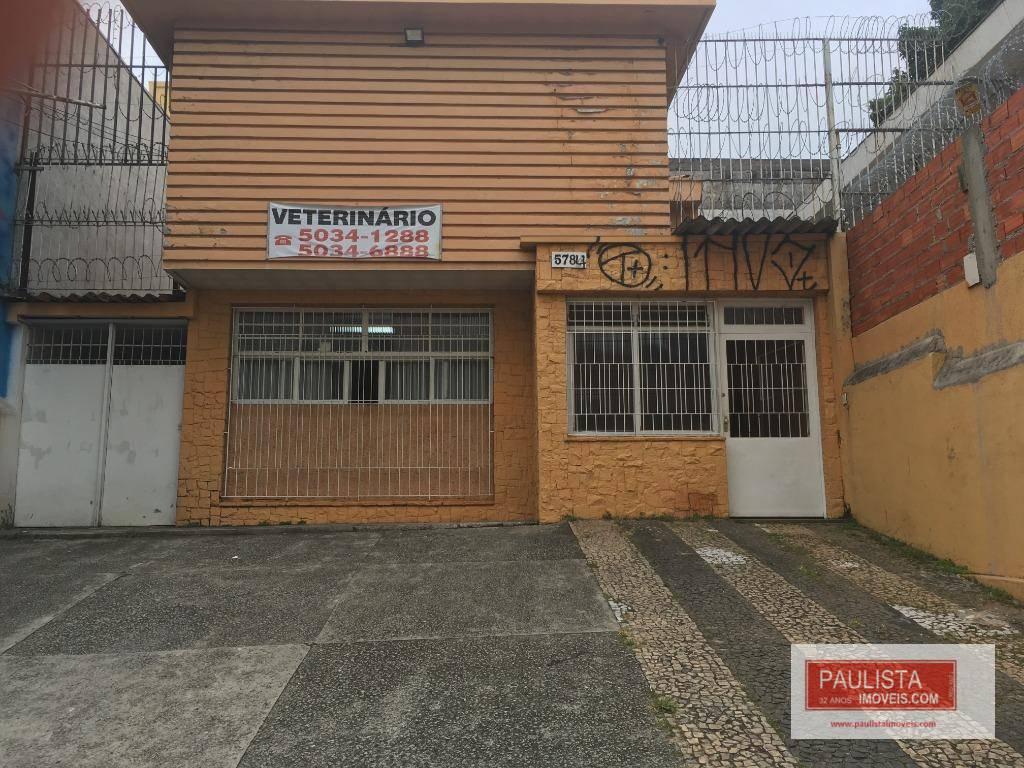 Sobrado comercial com 3 dormitórios à venda, 286 m² por R$ 2.000.000 - Jardim Aeroporto - São Paulo/SP