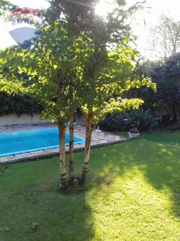 Casa com 4 dormitórios para alugar, 250 m² por R$ 4.220/mês - Vila Loanda - Atibaia/SP
