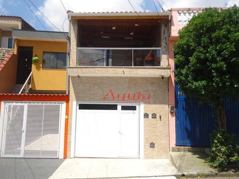 Casa residencial à venda, Vila Francisco Matarazzo, Santo André.
