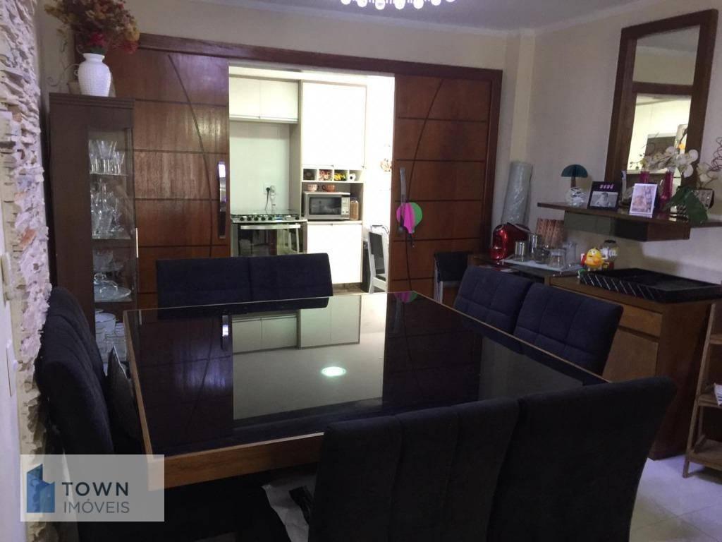Casa com 3 dormitórios à venda, 120 m² por R$ 600.000 - Santo Antônio - Niterói/RJ