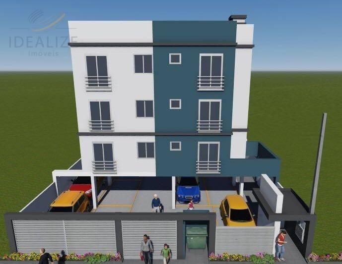 Apartamento à venda, São José dos Pinhais/PR